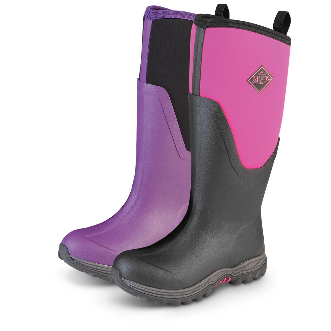 muck boots womenu0027s arctic sport ii insulated waterproof boots GDPPDED