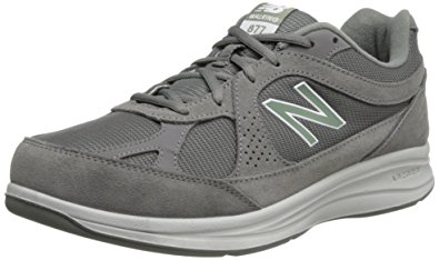 new balance walking shoes new balance menu0027s mw877 walking shoe,grey,7 ... TQVYTMY
