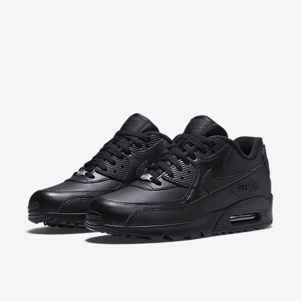 nike air max 90 leather menu0027s shoe. nike.com GPSCHOV