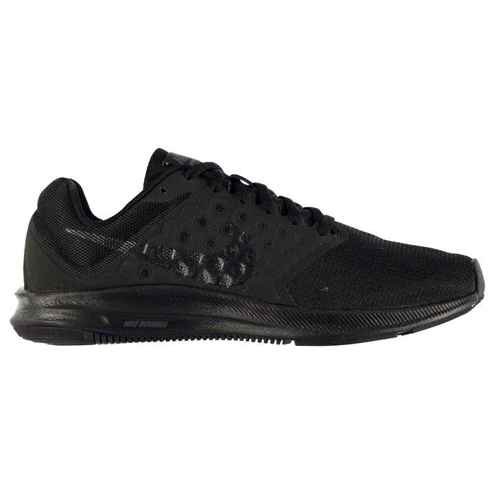 nike black trainers nike downshifter 7 mens trainers QAZWUKG
