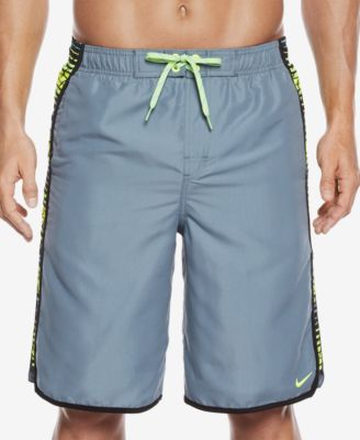 nike menu0027s swift splice volley swim trunks, 11 RQKLTYN