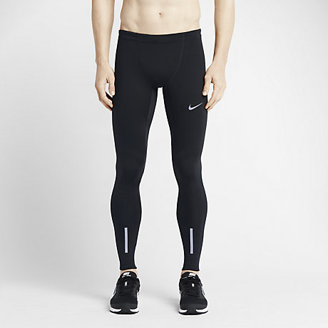 nike tights nike power tech menu0027s running tights. nike.com uk HRWYTPR