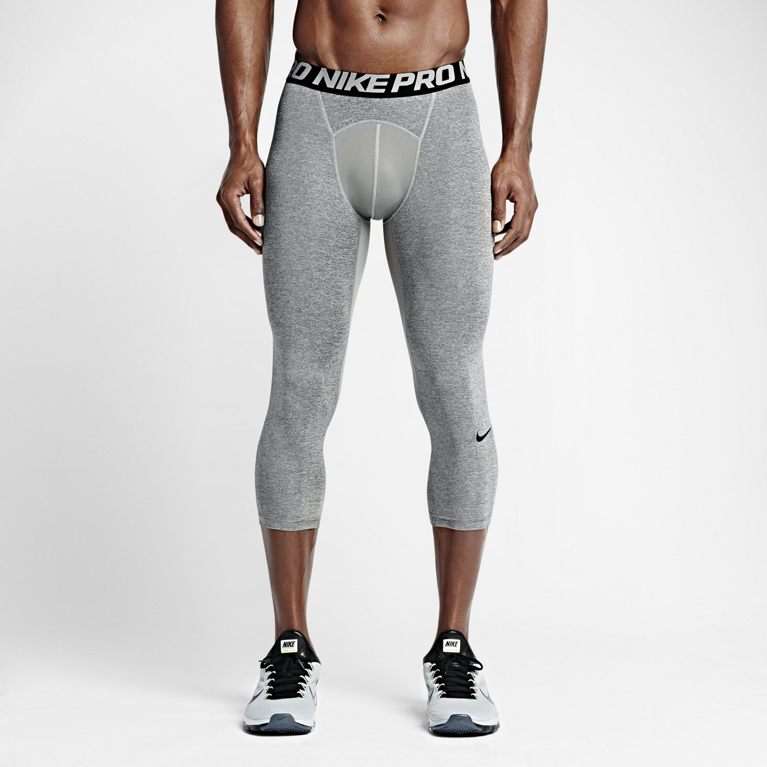 nike tights nike pro menu0027s training 3/4 training tights. nike.com VUYSENI