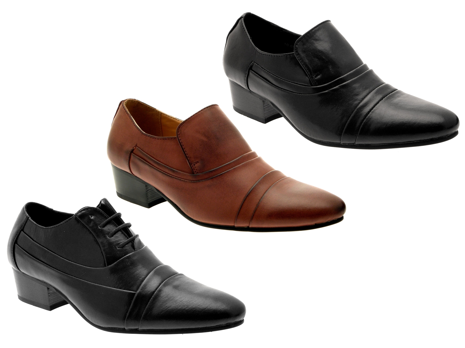 office shoes mens-smart-cuban-heels-formal-wedding-office-shoes- CNAQCRY