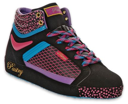 pastry shoes pastry black neo berries GXWHPSA