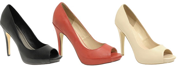 peep toes asos princess peep toe shoes OSXNPUY