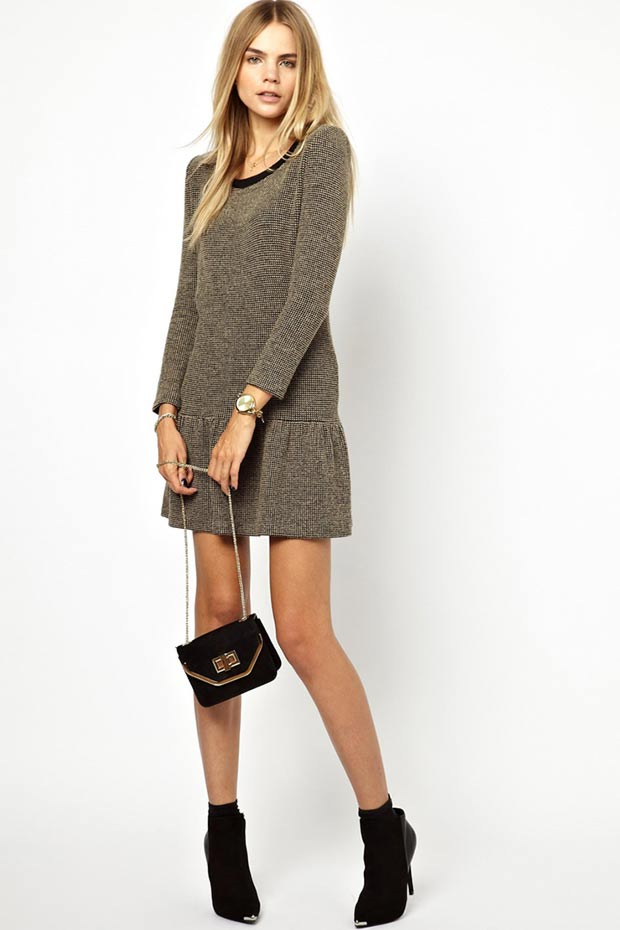 perfect knit dress KVHZBPC