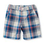 How plaid shorts can look classy