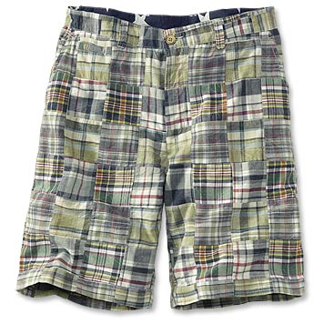 plaid shorts vintage olive patchwork shorts TMEVWQZ