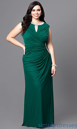 plus size evening gowns ju-ma-293308 HINSTBH