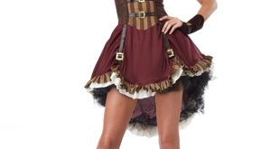 plus size halloween costumes plus size steampunk lady costume WNUHVQA