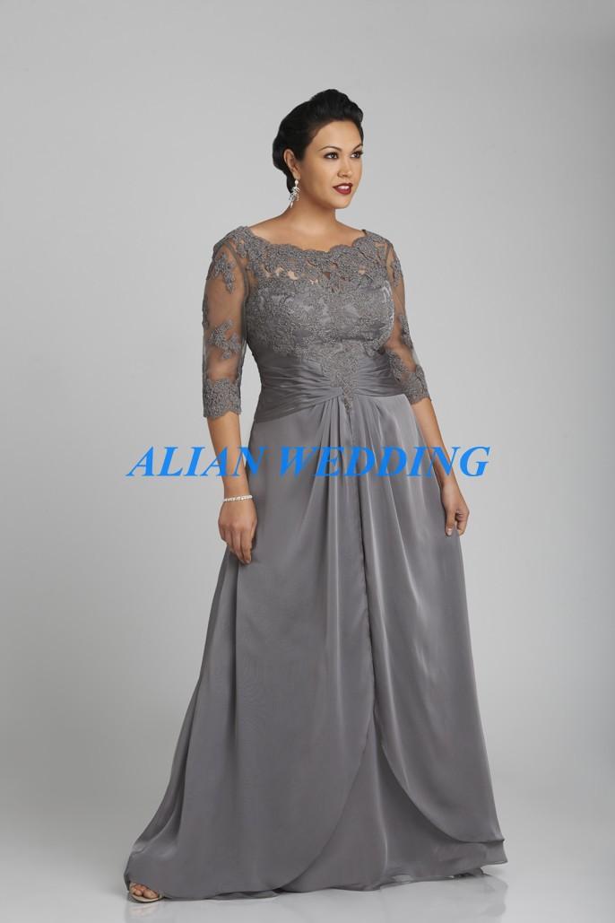 Plus Size Mother Of The Bride Dress Fashionarrow