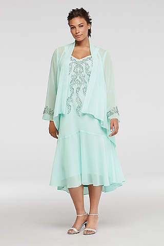 Plus size mother of the bride dress rm richards EYBETTP