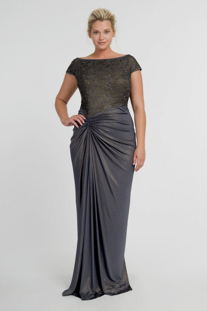Plus Size Special Occasion Dresses With Jackets Style Jeans