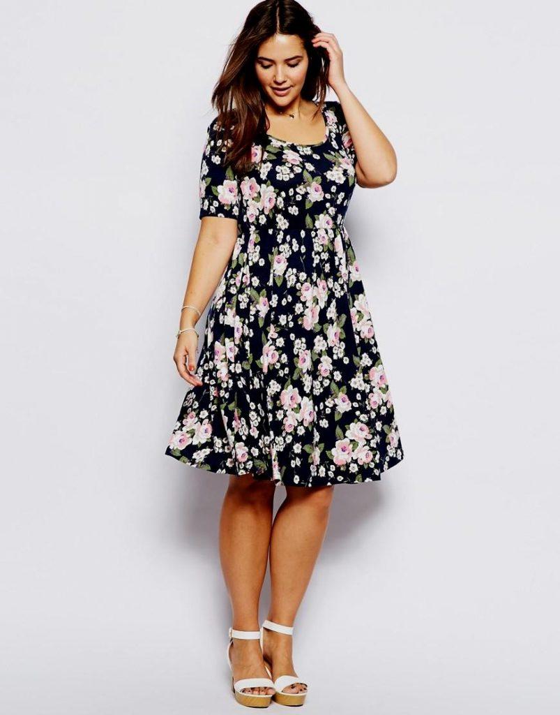 plus size summer dresses beautiful casual plus size dresses images plus size clothing EXCYIEA