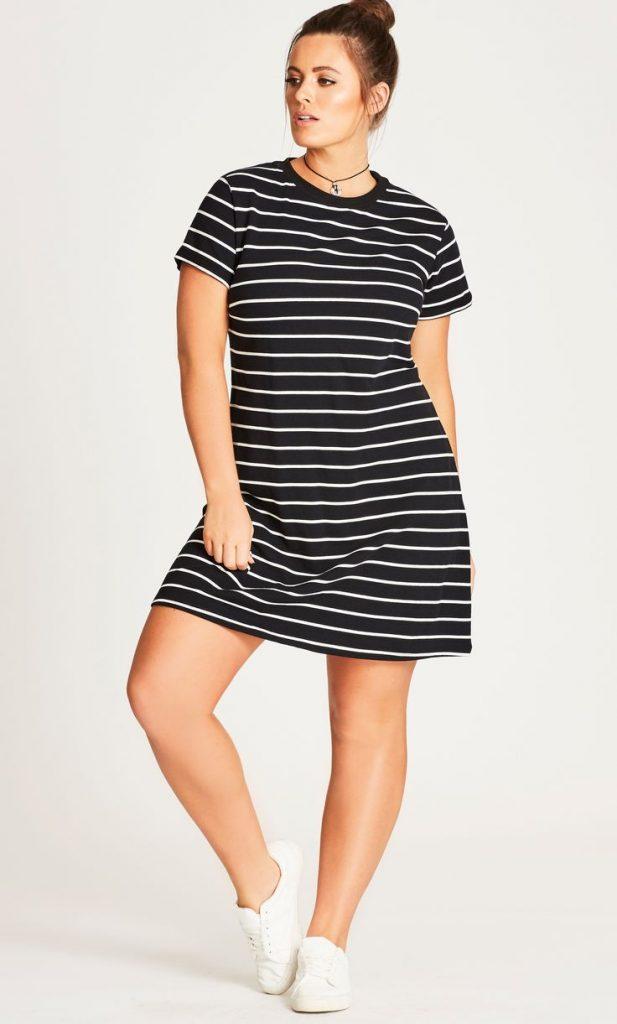 plus size summer dresses plus size tunic AOUNNJG