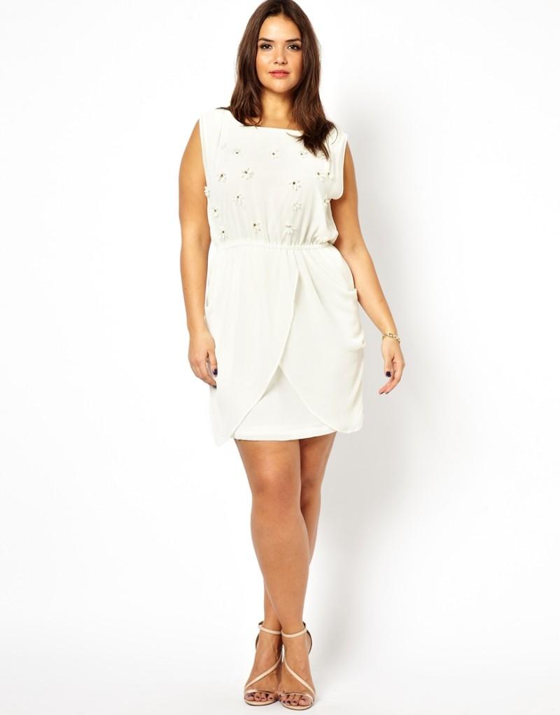 plus size white dress 10 all white plus size party dresses NBCBCCZ