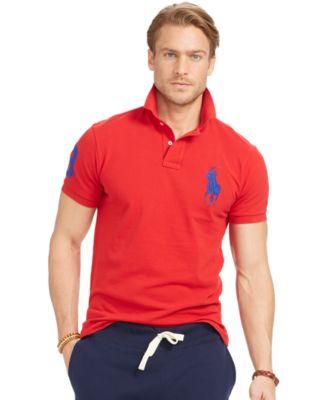 polo ralph lauren mens polo shirts at macyu0027s - macyu0027s UQCMJMP