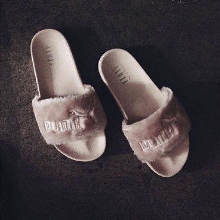 Puma slippers rihannau0027s puma slippers PYNOFDA