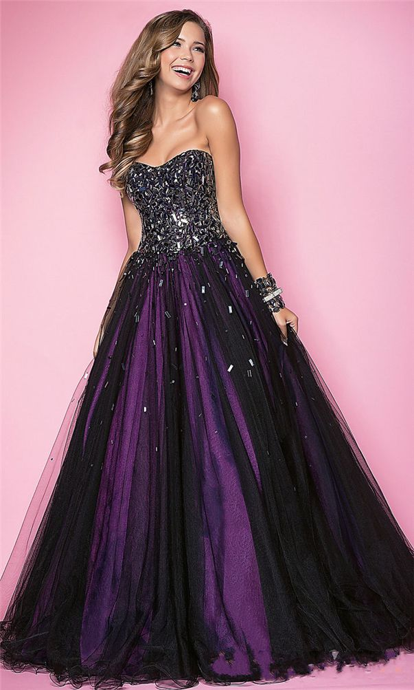 purple prom dresses long dark purple prom dress with jewelled bodice USELTJS