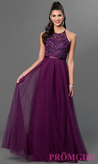 purple prom dresses loved! CXRPVQL