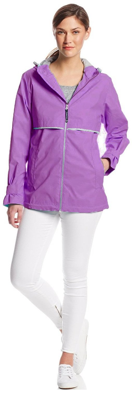raincoats for women charles river womenu0027s new englander rain jacket KZASLEG