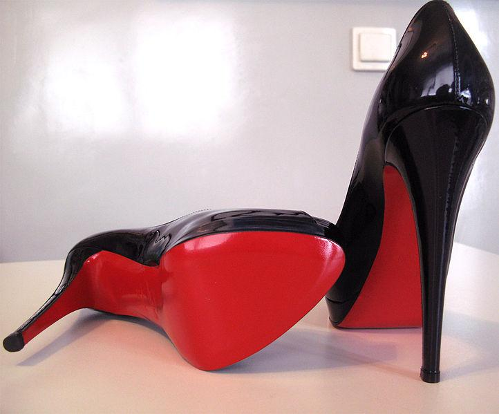 red bottom heels so you finally invested in a pair of christian louboutin shoes (thatu0027s  roughly $625 WOVADUQ