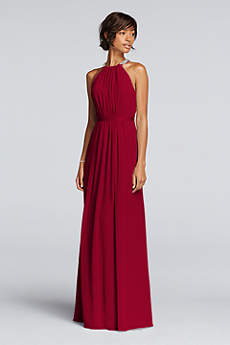 red bridesmaid dresses | davidu0027s bridal GHVROUC