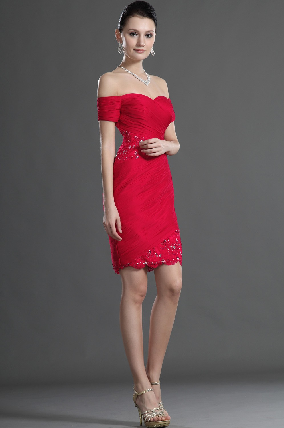 red cocktail dress red cocktail dresses for women ZVCCMTS
