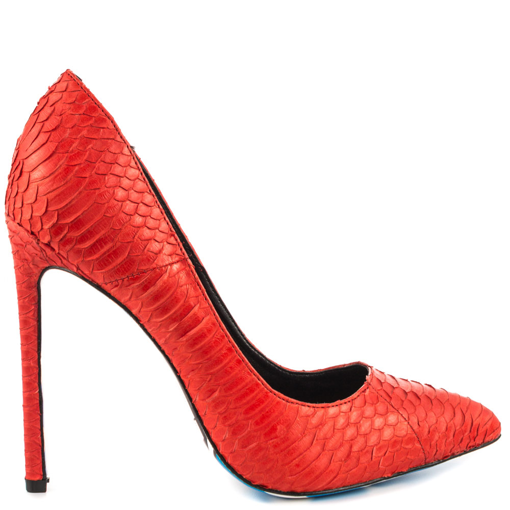 red heels american skull - red main view MZWBHUZ