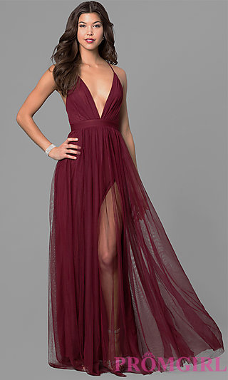 red prom dress loved! VWOADWX