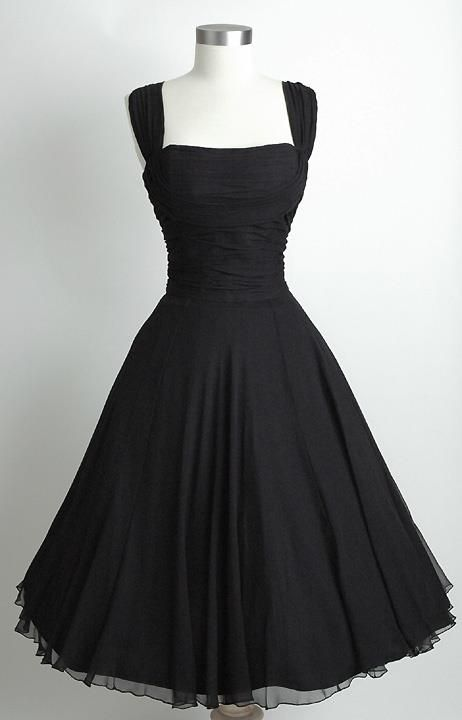 retro dresses black retro dress. this is so my style!! love it. DBEHHWX