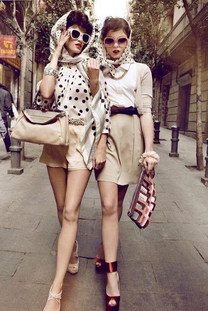 retro fashion modern 50u0027s fashion LQFFCRW