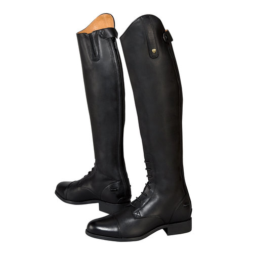riding boots ... ariat® heritage contour zip field boot WGTZMVZ