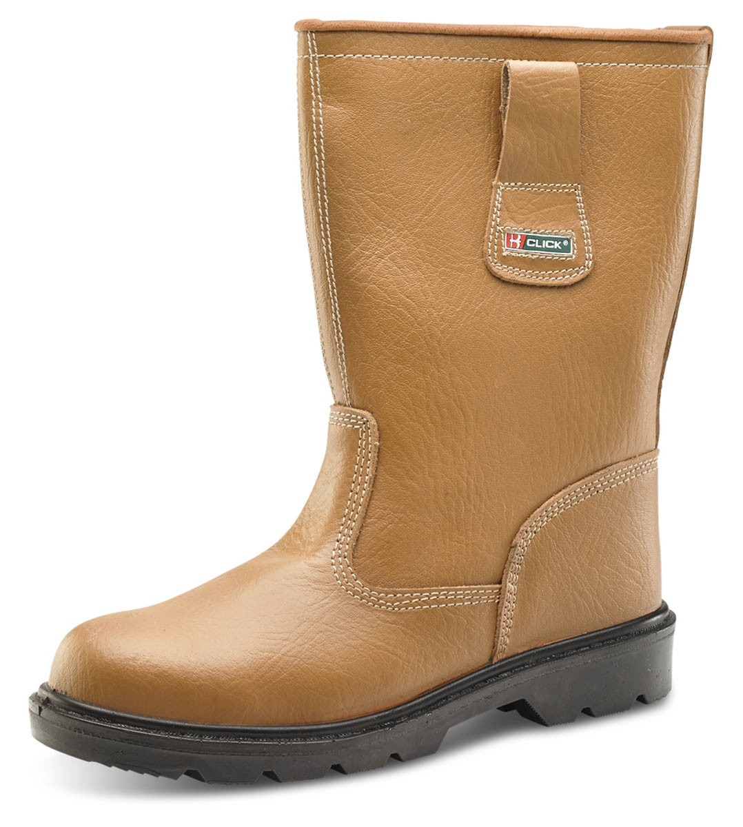 Work right and safe with rigger boots