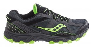 saucony running shoes saucony grid escape trail running shoes (for men) YXBSYMQ