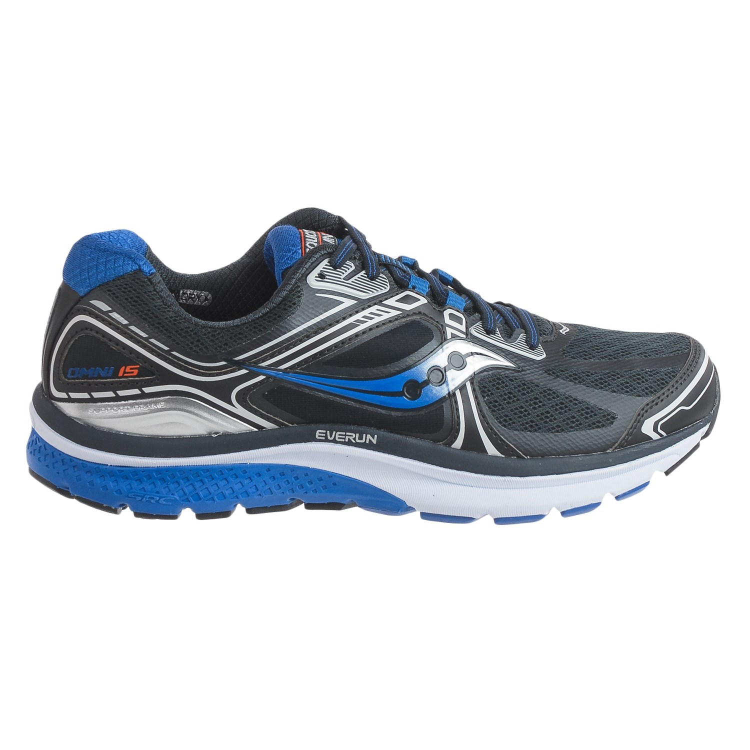 saucony running shoes saucony omni 15 running shoes (for men) QZPFOTV