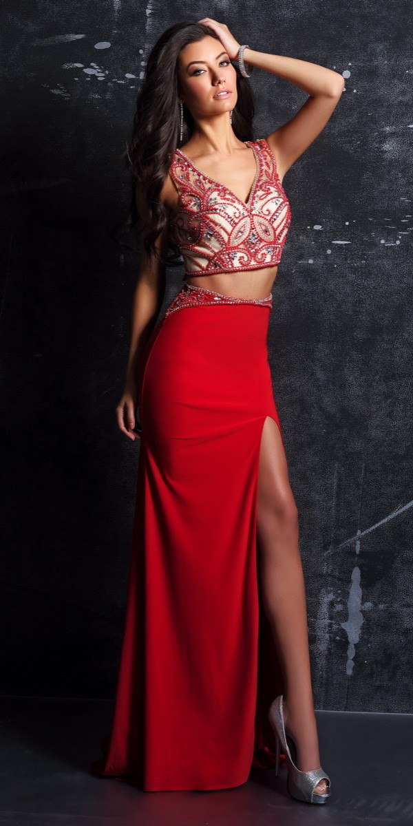 A sexy prom dress is a must to make that special night even more special
