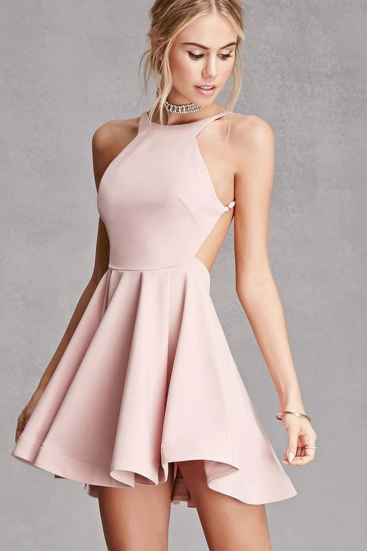 short dresses selfie leslie backless dress NWZOIMY