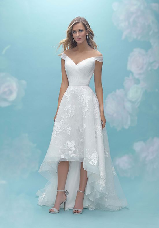 Why you need to consider a short wedding dress for your big day ...