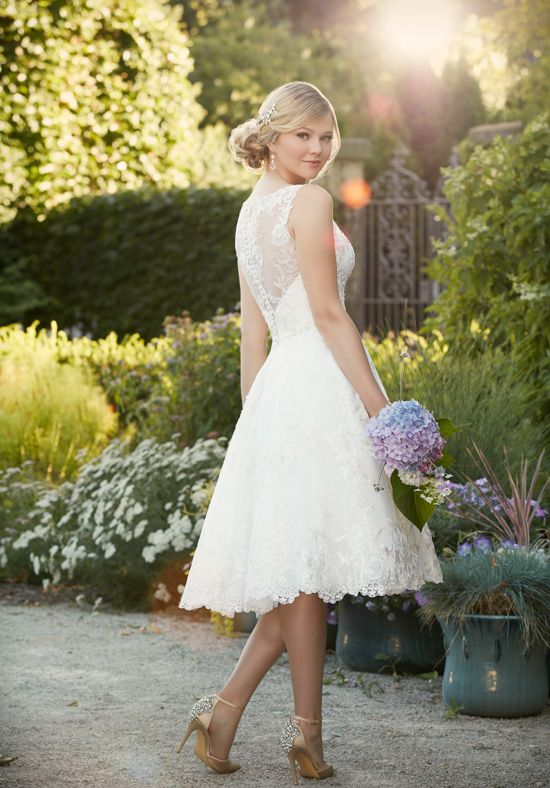 short wedding dresses essense of australia IZMLODU