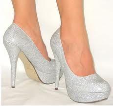 silver glitter heels silver heels JALIZWN