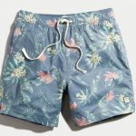 Cool and funky swim trunks for men