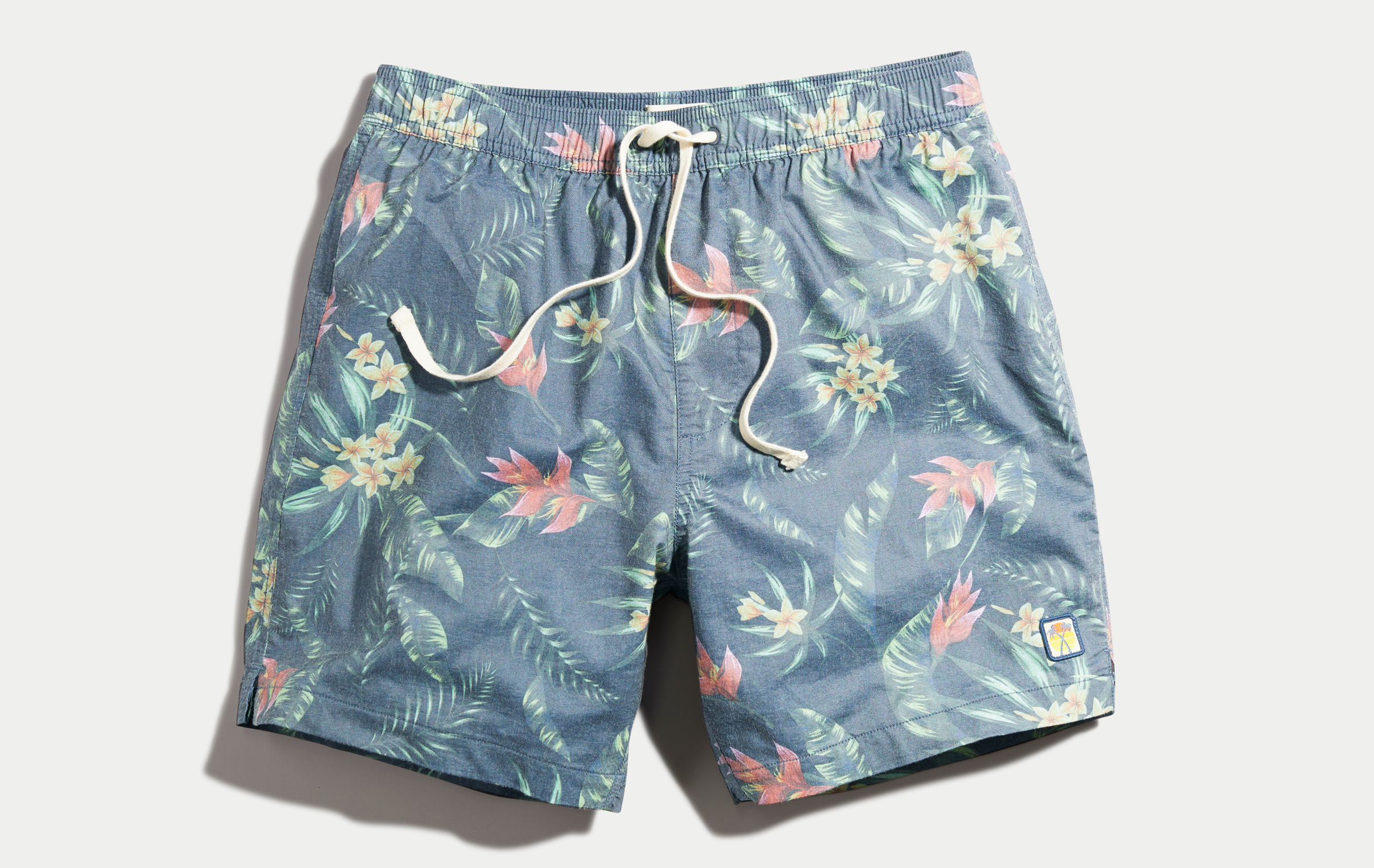 slater swim trunks - marine layer CQOGRQR