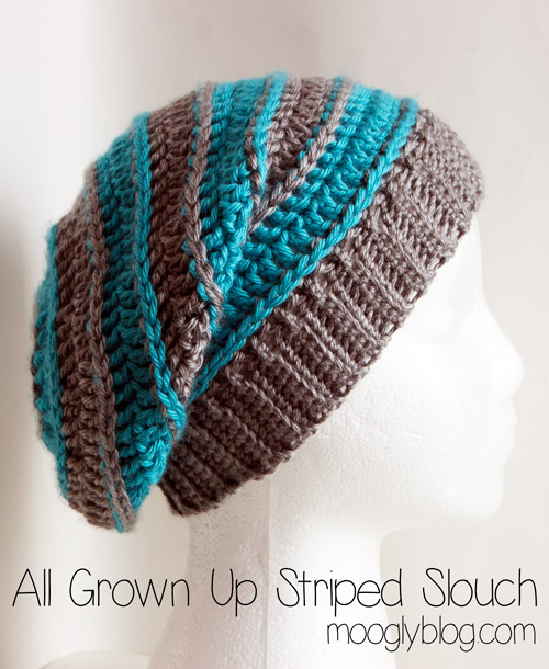 slouchy beanie crochet pattern free crochet slouch hat pattern free crochet patterns striped slouch hat  crochet pattern free VELERGV