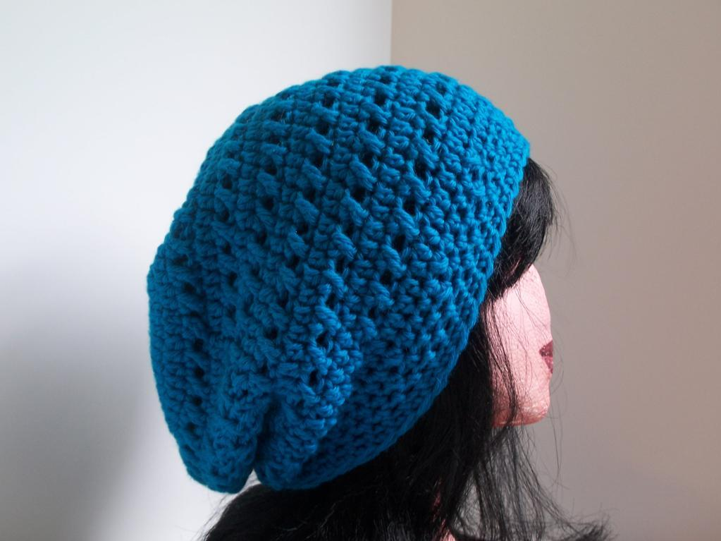 slouchy beanie crochet pattern kisses slouchy hat beanie crochet pattern PRUIWKW