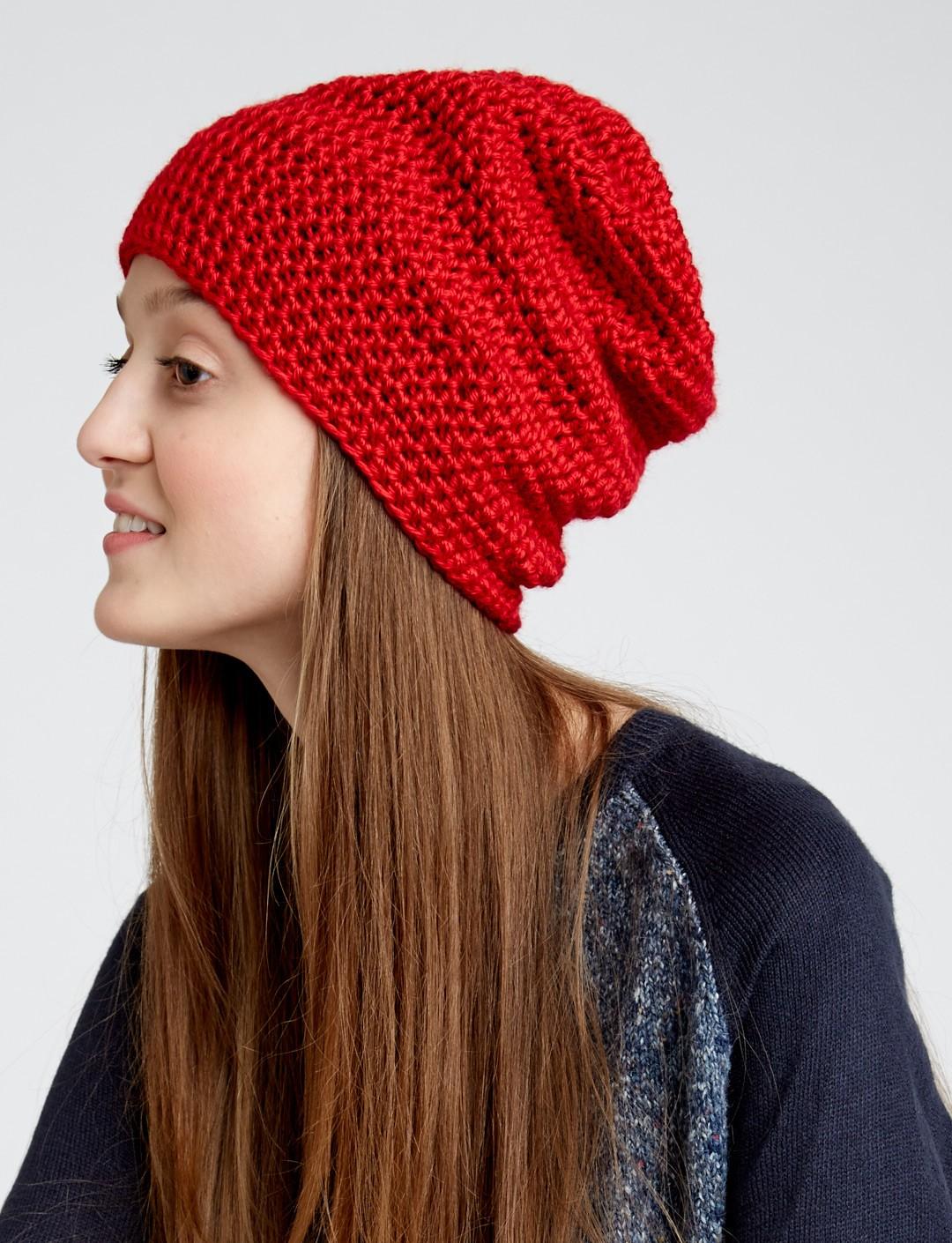 slouchy beanie crochet pattern slouchy beanie HIQIKUU