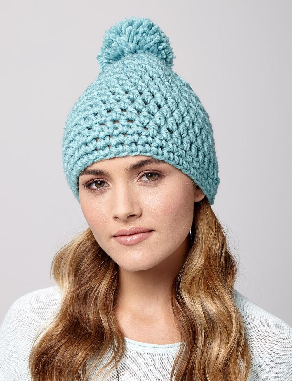snow drift crochet hat | allfreecrochet.com LDDNSUJ