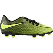 soccer cleats nike product image · nike kidsu0027 bravata ii fg soccer cleats UFAAMBV