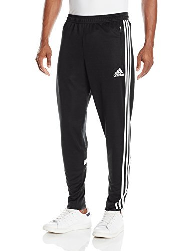 soccer pants adidas performance menu0027s condivo training pant, small, black/white SWKUKUX